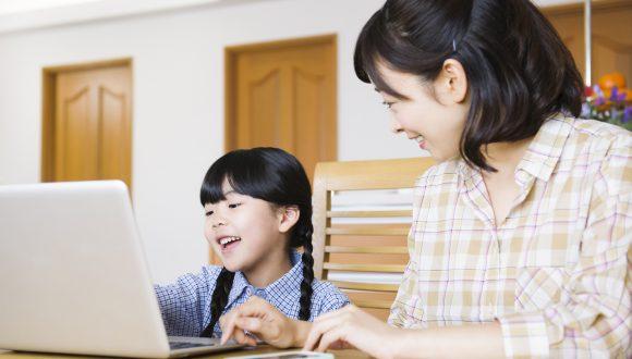親子でプログラミング